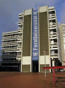 AVZ Gebäude Fernuniversität Hagen