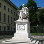 Uni Berlin - Denkmal Wilhelm von Humboldt