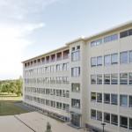 Gebäude HS Merseburg